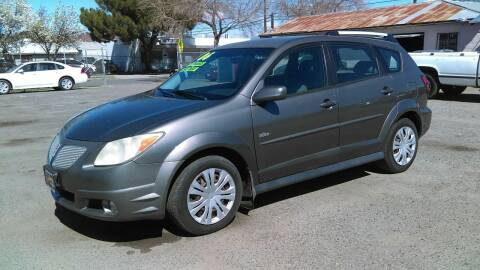 2006 Pontiac Vibe for sale at Larry's Auto Sales Inc. in Fresno CA