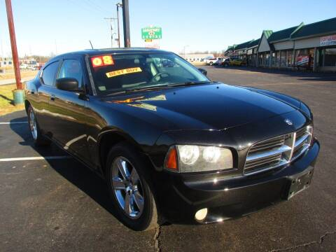 2008 Dodge Charger for sale at Auto World in Carbondale IL