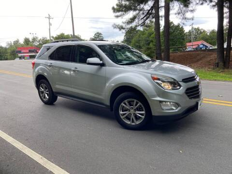 2016 Chevrolet Equinox for sale at THE AUTO FINDERS in Durham NC