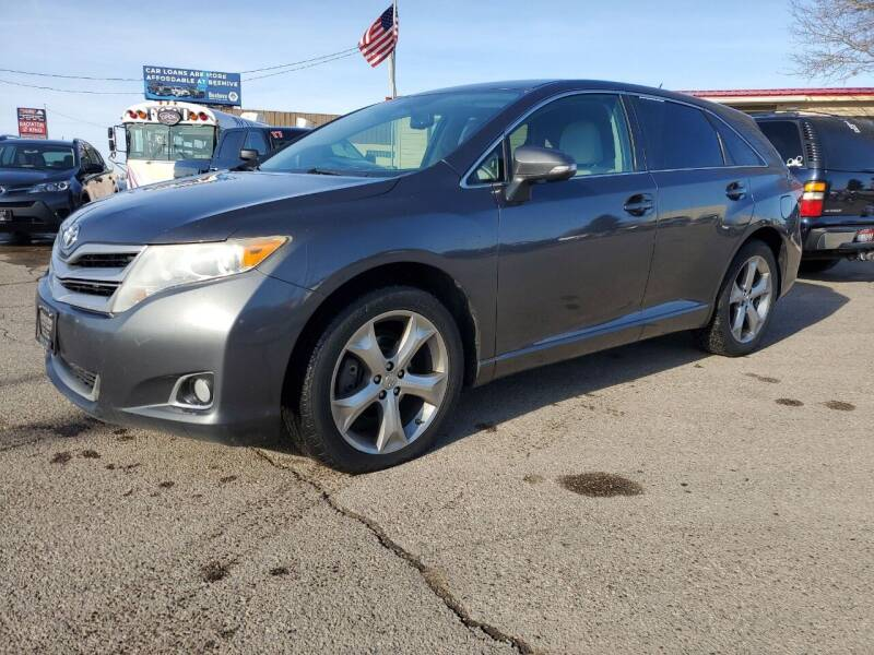 2013 Toyota Venza for sale at Revolution Auto Group in Idaho Falls ID
