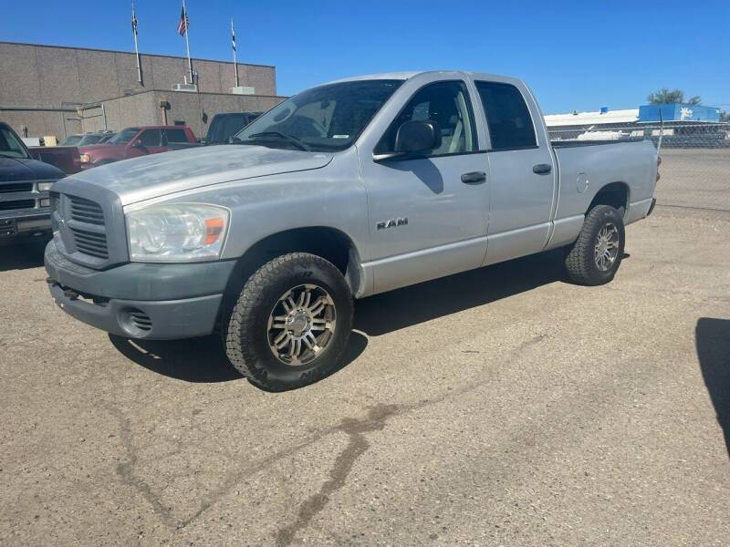 2008 Dodge Ram Pickup 1500 for sale at Mikes Auto Inc in Grand Junction CO