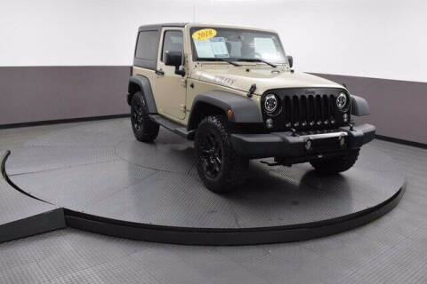 2018 Jeep Wrangler JK for sale at Hickory Used Car Superstore in Hickory NC