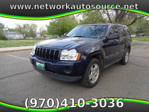 2005 Jeep Grand Cherokee for sale at Network Auto Source in Loveland CO