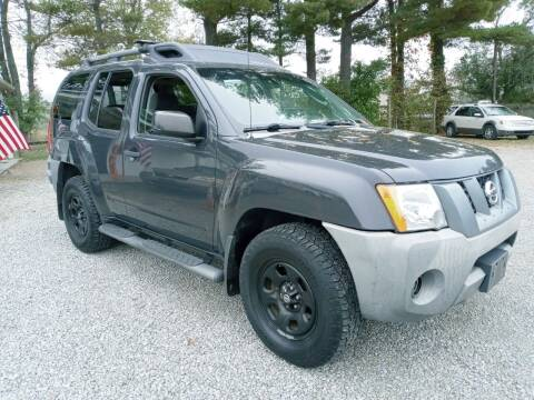 2007 Nissan Xterra for sale at Easy Does It Auto Sales in Newark OH
