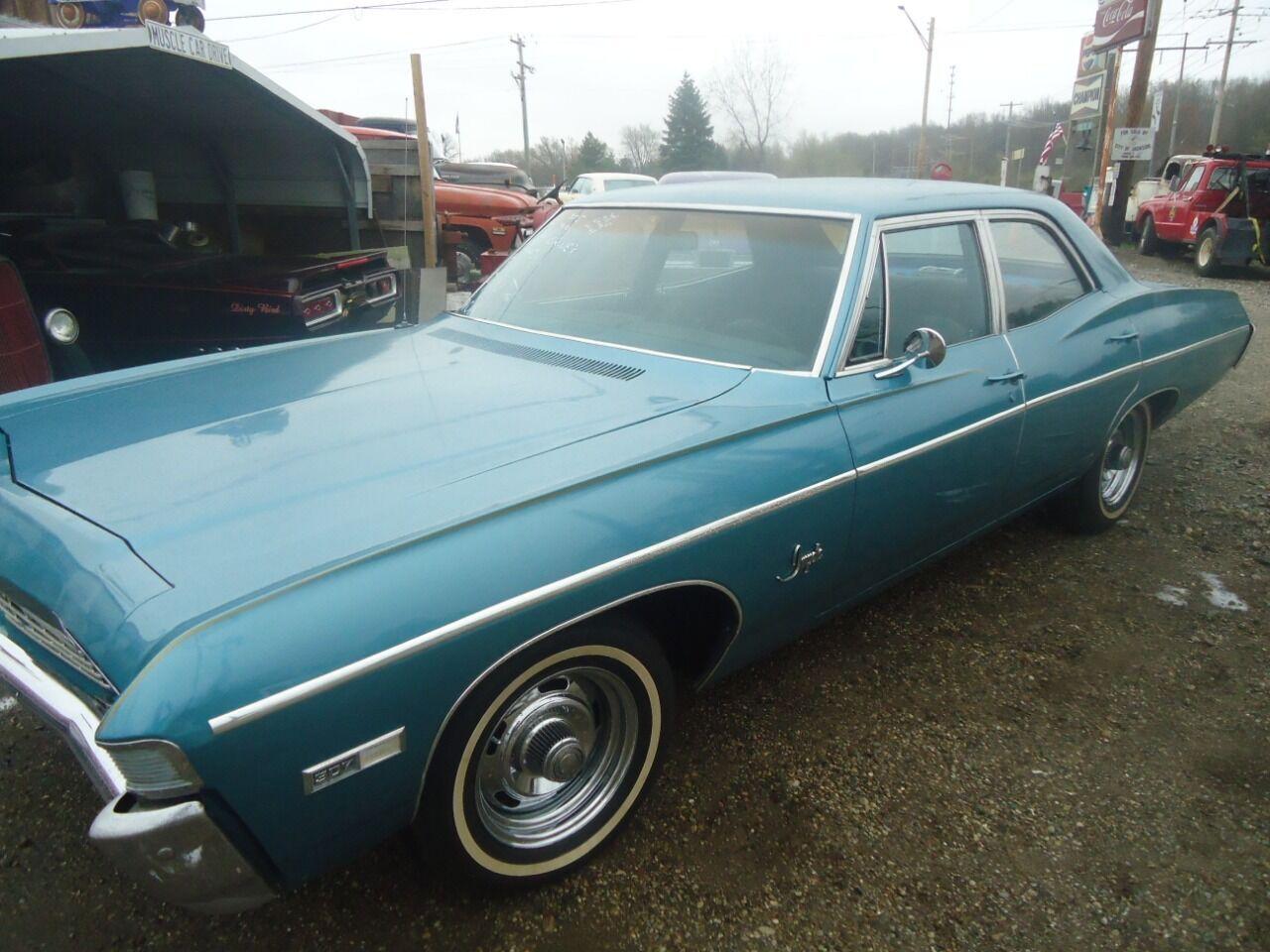 1968 Chevrolet Impala 24