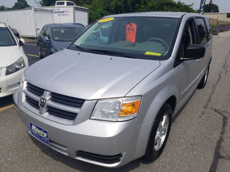 2010 Dodge Grand Caravan for sale at Howe's Auto Sales in Lowell MA