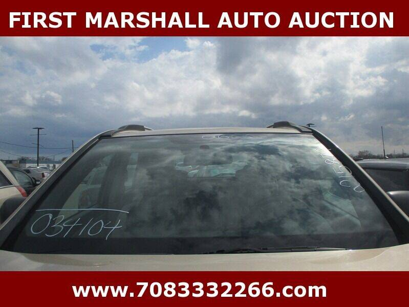 2006 Chevrolet Equinox for sale at First Marshall Auto Auction in Harvey IL