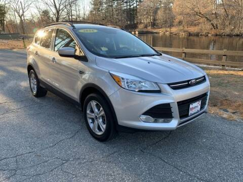 2016 Ford Escape for sale at Matrix Autoworks in Nashua NH