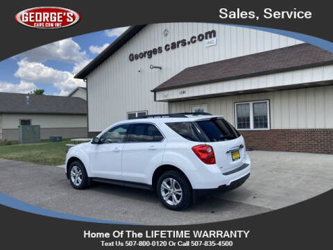 2013 Chevrolet Equinox for sale at GEORGE'S CARS.COM INC in Waseca MN