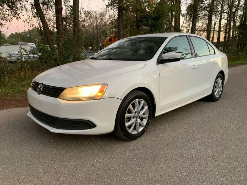 2012 Volkswagen Jetta for sale at Next Autogas Auto Sales in Jacksonville FL