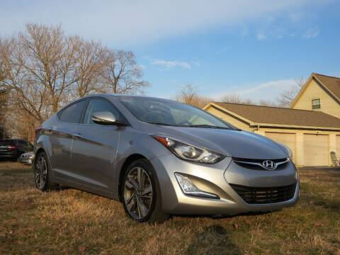2015 Hyundai Elantra for sale at Star Automotors in Odessa DE
