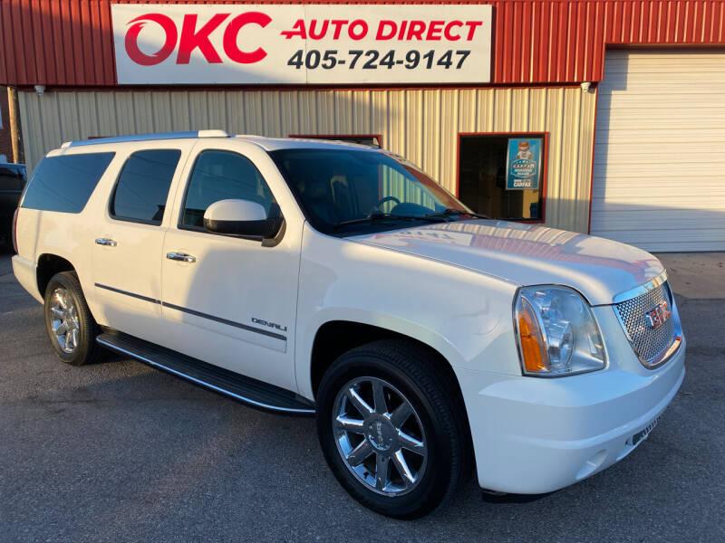 2011 GMC Yukon XL for sale at OKC Auto Direct in Oklahoma City OK