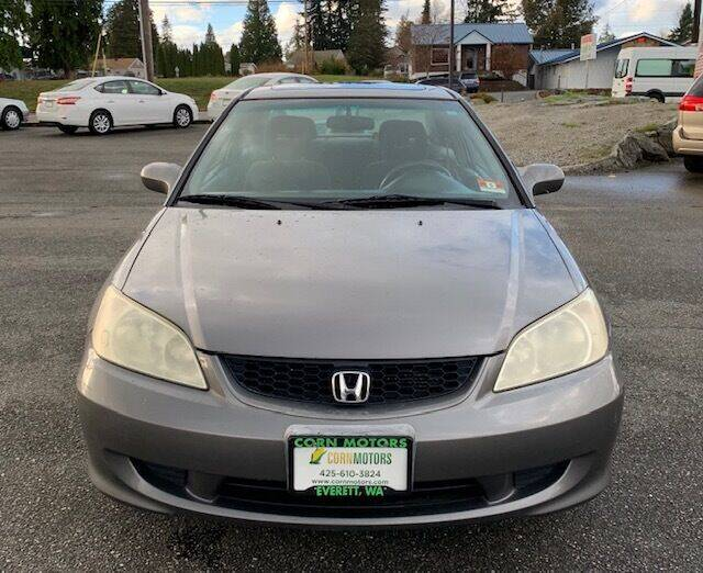 2005 Honda Civic EX 2dr Coupe - Everett WA