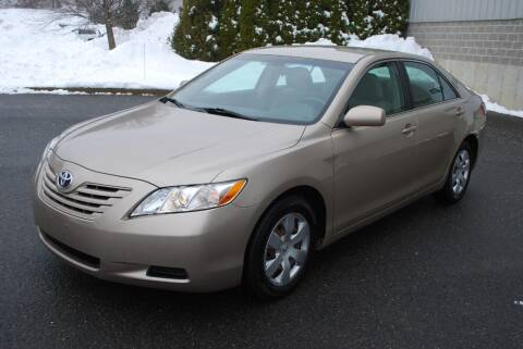 2009 Toyota Camry for sale at New Milford Motors in New Milford CT
