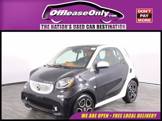 2018 Smart fortwo electric drive for sale in North Lauderdale, FL