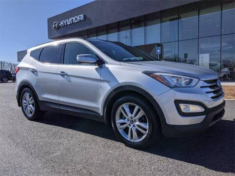 2014 Hyundai Santa Fe Sport for sale at CU Carfinders in Norcross GA