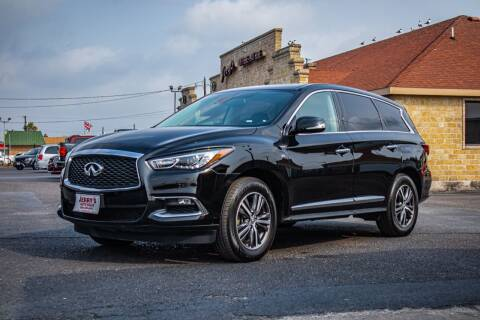 2019 Infiniti QX60 for sale at Jerrys Auto Sales in San Benito TX