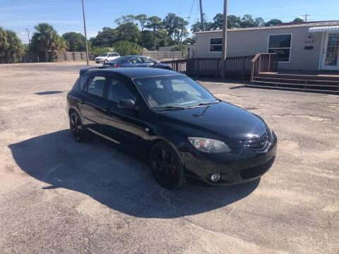 2006 Mazda MAZDA3 for sale at Friendly Finance Auto Sales in Port Richey FL