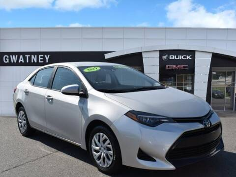 2019 Toyota Corolla for sale at DeAndre Sells Cars in North Little Rock AR