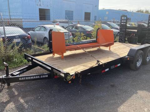 Snow pusher 8 foot  Quick Attach? for sale at Ogden Auto Sales LLC in Spencerport NY