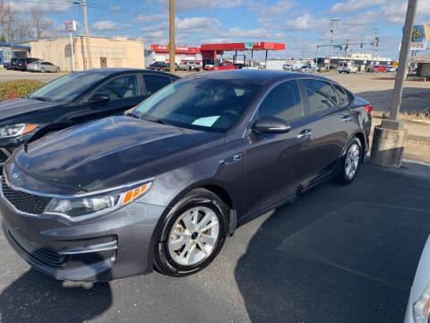 2012 Kia Optima for sale at Auto Credit Xpress - Jonesboro in Jonesboro AR