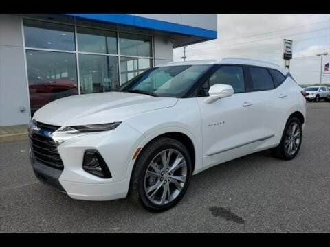 2020 Chevrolet Blazer for sale at Herman Jenkins Used Cars in Union City TN