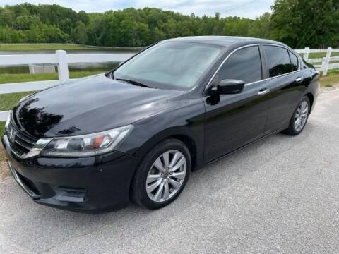 2015 Honda Accord for sale at Cross Automotive in Carrollton GA