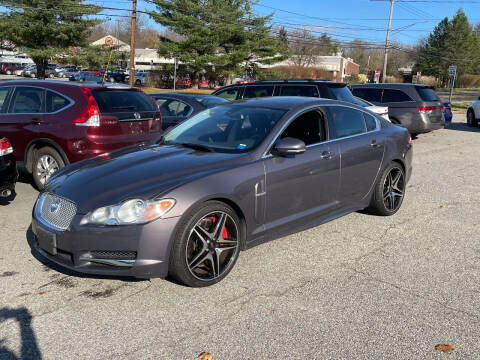 2010 Jaguar XF for sale at Matrone and Son Auto in Tallman NY