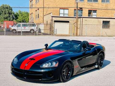 2005 Dodge Viper for sale at ARCH AUTO SALES in Saint Louis MO