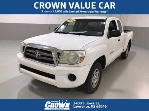 2010 Toyota Tacoma for sale at Crown Automotive of Lawrence Kansas in Lawrence KS