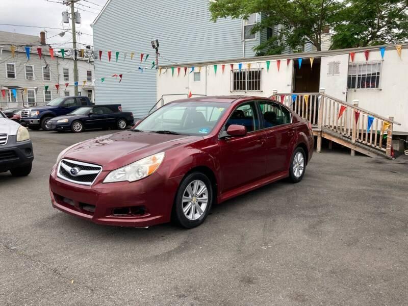 2010 Subaru Legacy for sale at 21st Ave Auto Sale in Paterson NJ