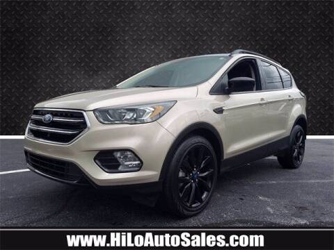 2017 Ford Escape for sale at Hi-Lo Auto Sales in Frederick MD