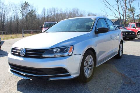2015 Volkswagen Jetta for sale at UpCountry Motors in Taylors SC