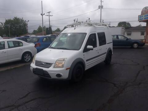 2012 Ford Transit Connect for sale at Flag Motors in Columbus OH