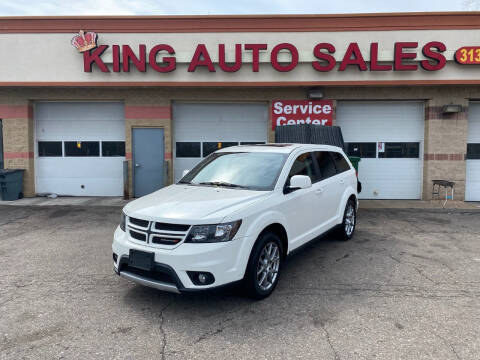 2015 Dodge Journey for sale at KING AUTO SALES  II in Detroit MI
