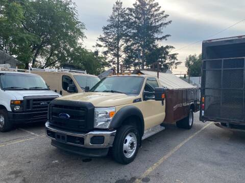 2011 Ford F-450 Super Duty for sale at Northern Automall in Lodi NJ