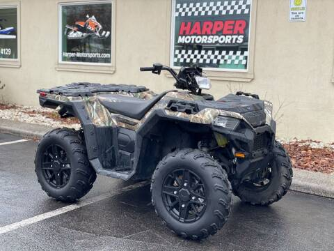 2017 Polaris Sportsman 850 EPS for sale at Harper Motorsports-Powersports in Post Falls ID