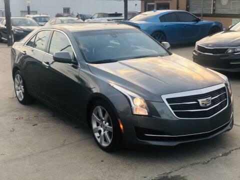 2016 Cadillac ATS for sale at Safeen Motors in Garland TX