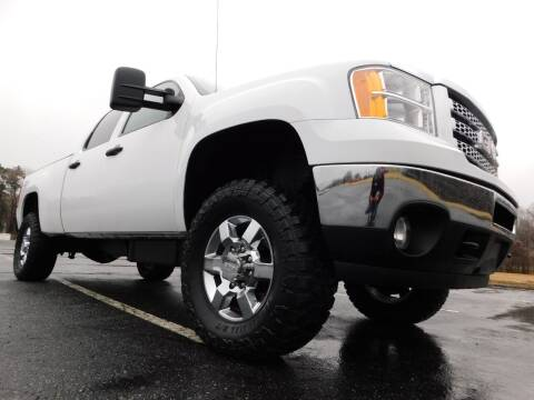2013 GMC Sierra 2500HD for sale at Used Cars For Sale in Kernersville NC