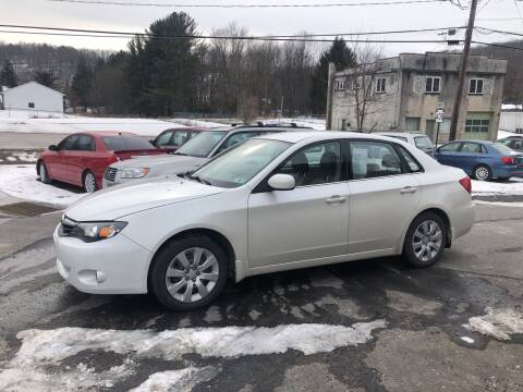 2010 Subaru Impreza for sale at Edward's Motors in Scott Township PA