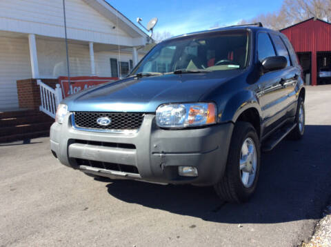 2001 Ford Escape for sale at Ace Auto Sales - $1200 DOWN PAYMENTS in Fyffe AL