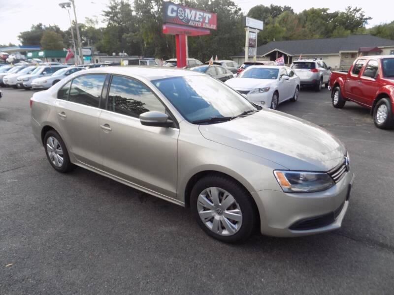 2013 Volkswagen Jetta for sale at Comet Auto Sales in Manchester NH