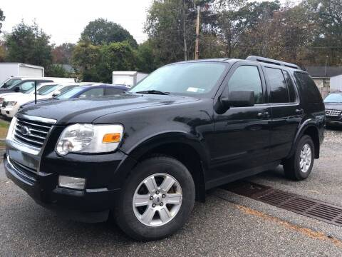 2010 Ford Explorer for sale at AMA Auto Sales LLC in Ringwood NJ