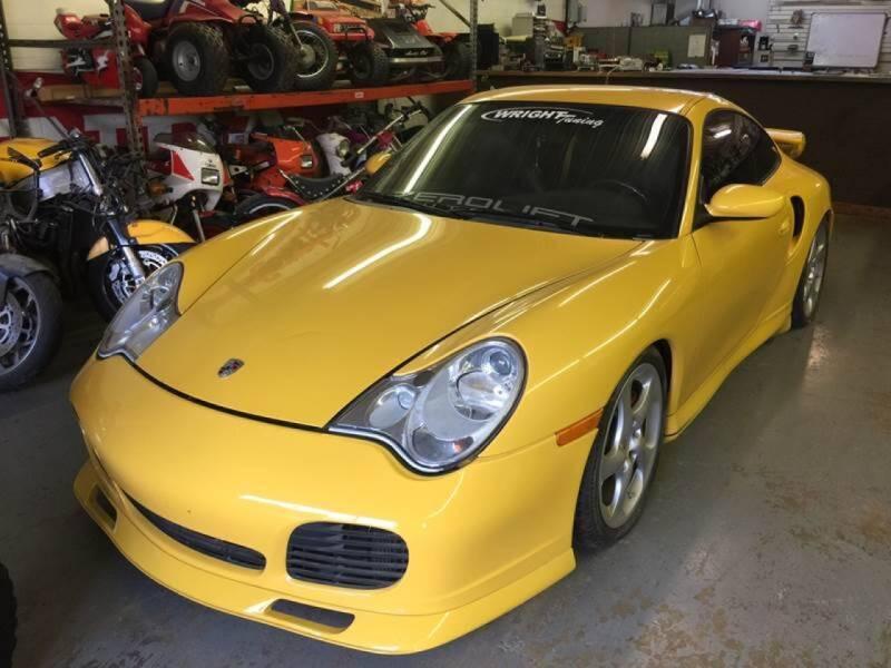 2003 Porsche 911 for sale at A-1 Auto in Crestline OH