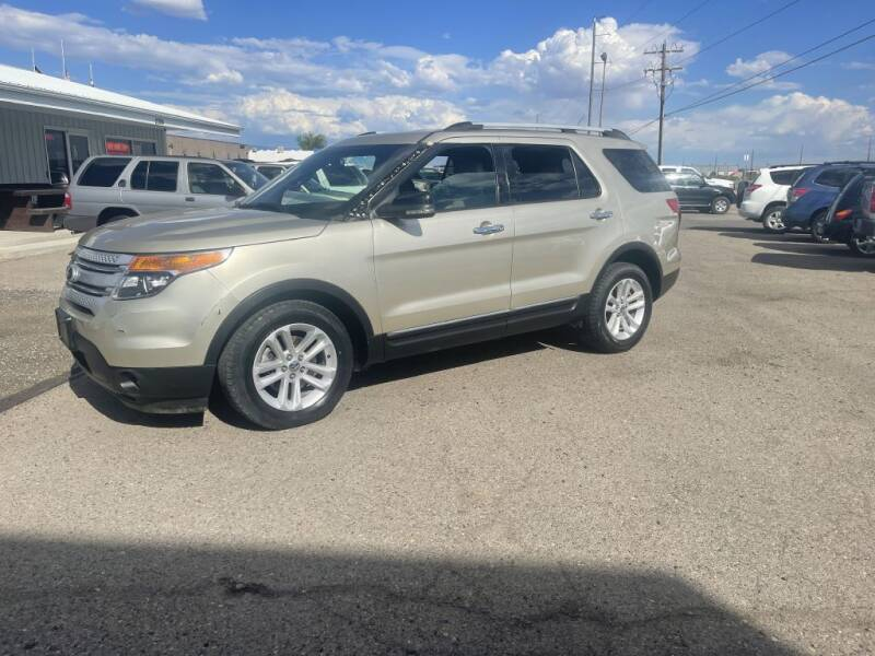 2011 Ford Explorer for sale at Mikes Auto Inc in Grand Junction CO