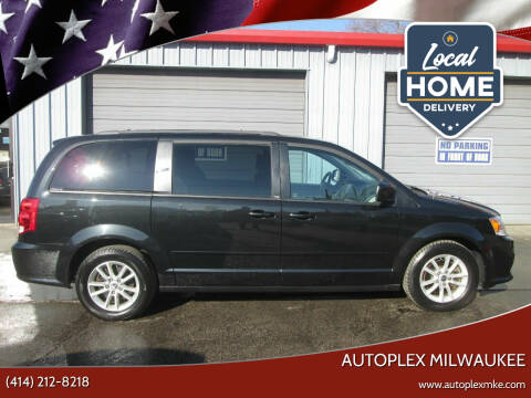 2013 Dodge Grand Caravan for sale at Autoplex 3 in Milwaukee WI