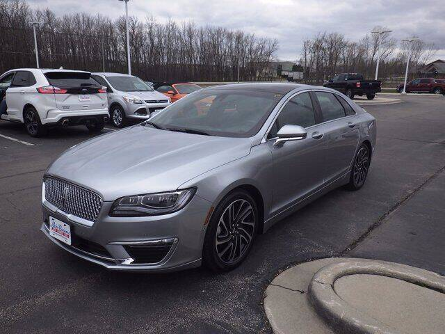 2020 Lincoln MKZ Hybrid for sale in Plymouth, WI