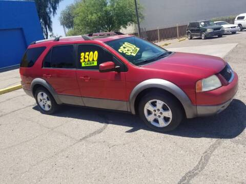 2007 Ford Freestyle for sale at CAMEL MOTORS in Tucson AZ