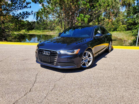 2014 Audi A6 for sale at Excalibur Auto Sales in Palatine IL