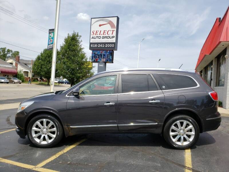 2014 Buick Enclave for sale at Select Auto Group in Wyoming MI